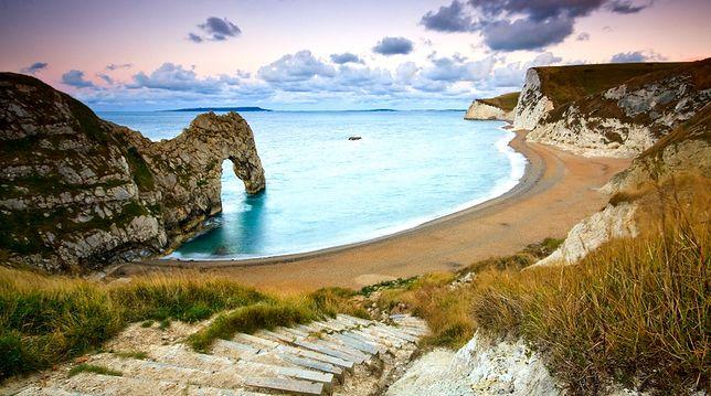 Atrakcje Anglii - Wybrzeże Jurajskie, Anglia