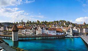 Lucerna - jedno z najpiękniejszych miast zachodniej Europy