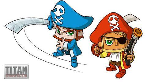 Piraci i Ninja znów się awanturują. Tym razem o księżniczkę