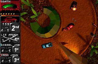 Death Rally - zabójczy wyścig
