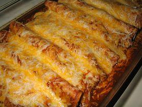 Enchilada z serem