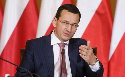 Morawiecki: 30 mld zł dla osób słabiej uposażonych i rodzin