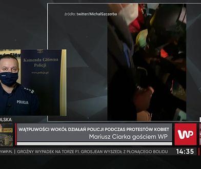 """Mariusz Ciarka o incydencie z Barbarą Nowacką. """"Nie mnie oceniać"""""""