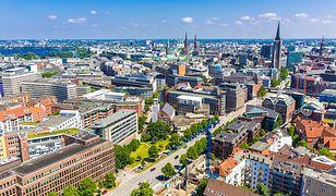 Hamburg - metropolia na wodzie