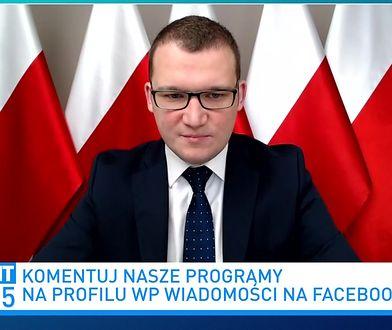 Odrzucony wniosek ws. Mariusza Kamińskiego. Paweł Szefernaker: To był polityczny teatr opozycji