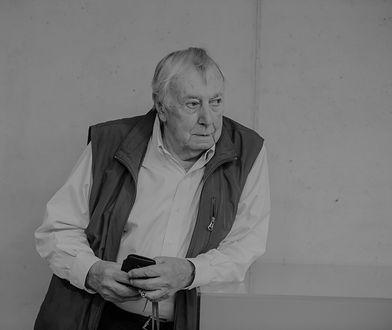 Rosław Szaybo nie żyje. Twórca okładek albumów wielu gwiazd muzyki miał 85 lat