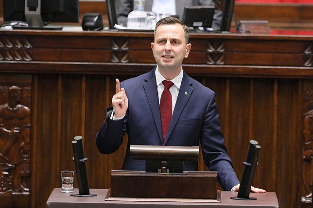 Władysław Kosiniak-Kamysz nie szczędził gorzkich słów Mateuszowi Morawieckiemu