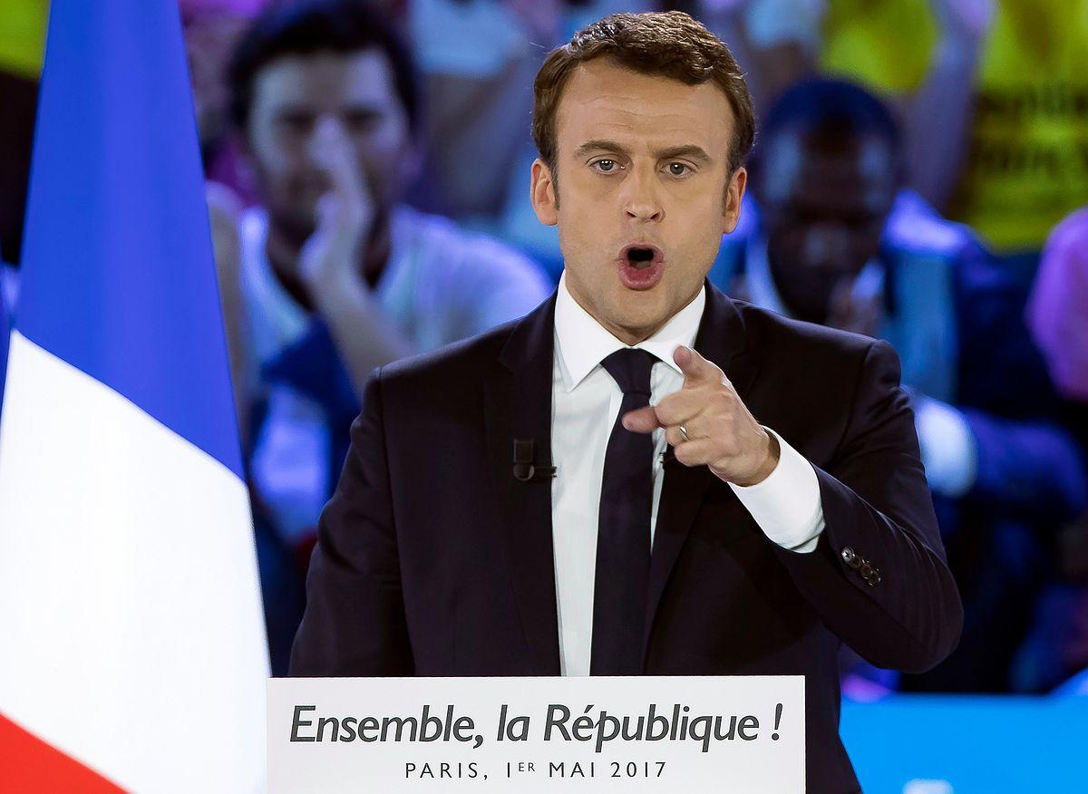 Ekspertka: Macron traci sympatię ludzi