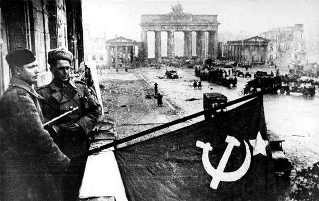 Grabież Europy - 100 tys. żołnierzy Armii Czerwonej wyznaczono wyłącznie do kradzieży