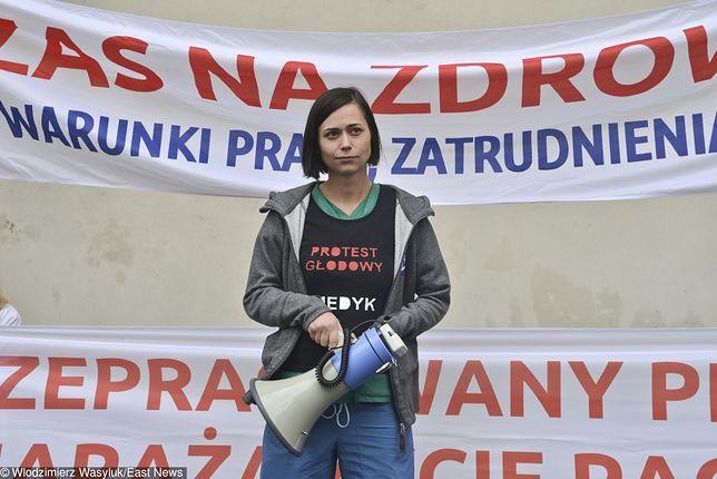 Katarzyna Pikulska żąda wyjaśnień