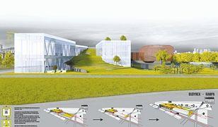 Centrum Nauki Kopernik rozbudowuje się!