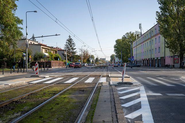 Warszawa. Zmiany na ulicy Obozowej, fot. Zarząd Dróg Miejskich
