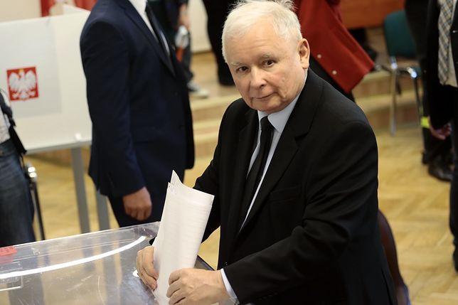 """""""Kaczyńskiemu wcale nie zależy na wyborach w maju"""" (fot. Adam Jankowski/Polska Press)"""