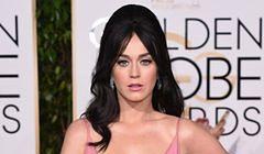 Katy Perry na Złotych Globach