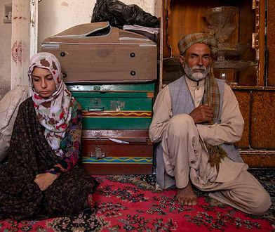 Sohaila i Ahmed są małżeństwem od 2 lat