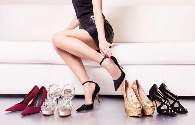 Uwielbiamy szpilki, a niektóre z nas mają w swojej garderobie mnóstwo par