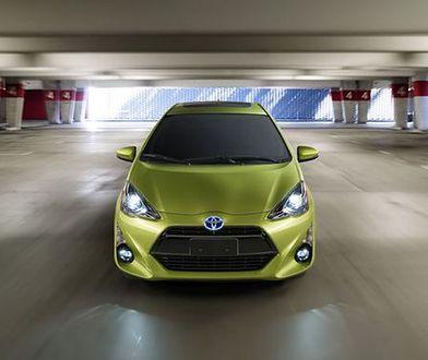 Amerykanie wysoko ocenili bezpieczeństwo Toyoty Prius C