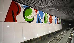 Warszawiacy zobaczyli stację Rondo ONZ [ZDJĘCIA]