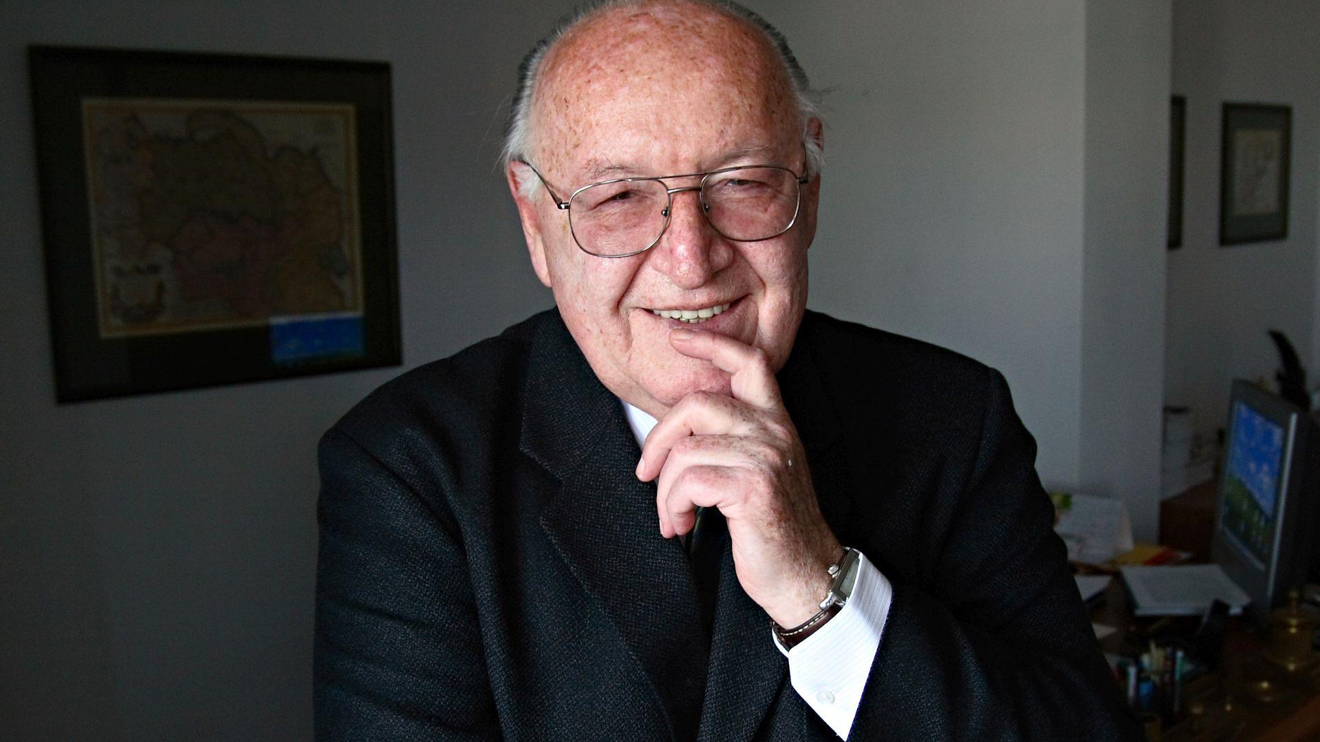 Stanisław Ciosek.
