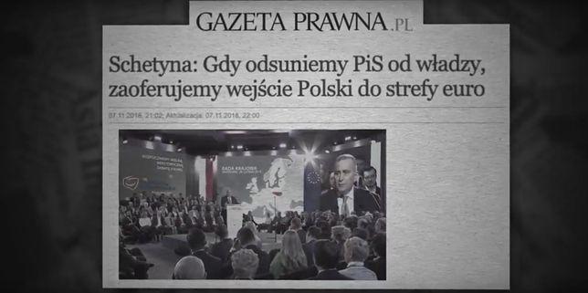 Wirtualna Polska pokazuje spot PiS przed jego oficjalną prezentacją