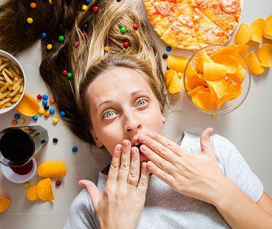 Kompulsywne objadanie się jest zaburzeniem odżywiania o podłożu psychologicznym.
