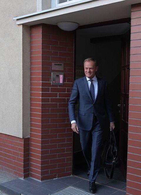 Wassermann podała prawdopodobne terminy przesłuchania Tuska
