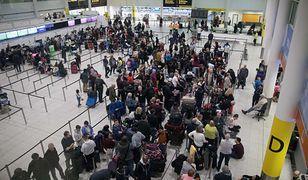 Na lotnisku Gatwick zapanował chaos
