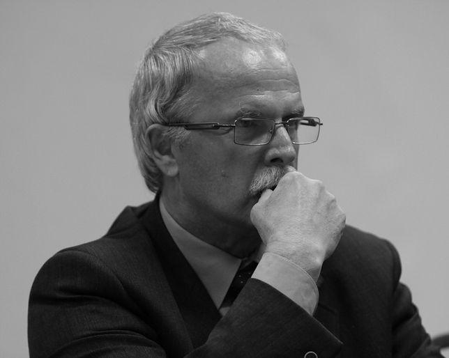 Nie żyje prof. Marian Filar
