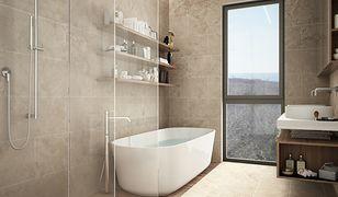 Łazienka w stylu skandynawskim charakteryzuje się minimalizmem i funkcjonalnością.