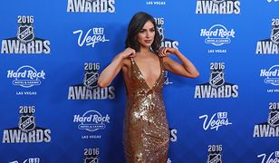 Olivia Culpo - złoto Las Vegas