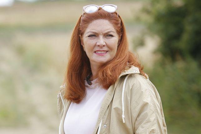 Katarzyna Dowbor wspiera lokalne sklepy