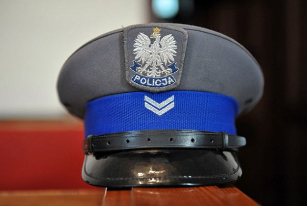 Policjant, który po pijanemu wjechał w budynek w Koninie, stracił pracę