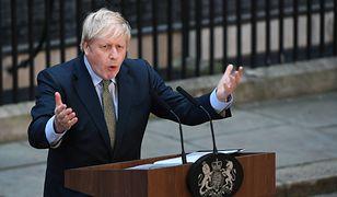 Zwycięstwo Johnsona uczcili… kupując kamienicę za 65 mln funtów