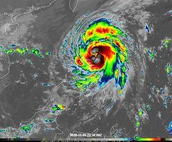 Niepokój w Azji. Tajfun Ulisses przybiera na sile