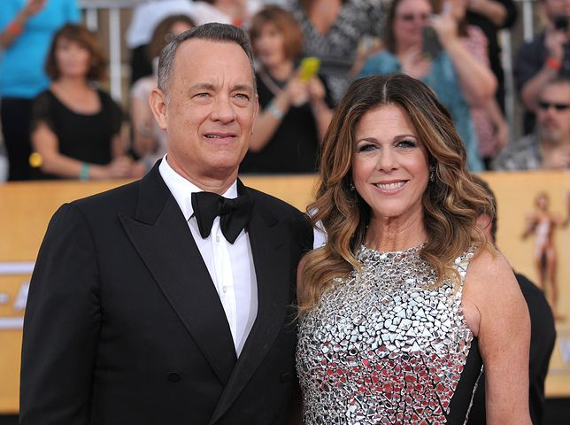 Tom Hanks wrócił do Los Angeles po kwarantannie