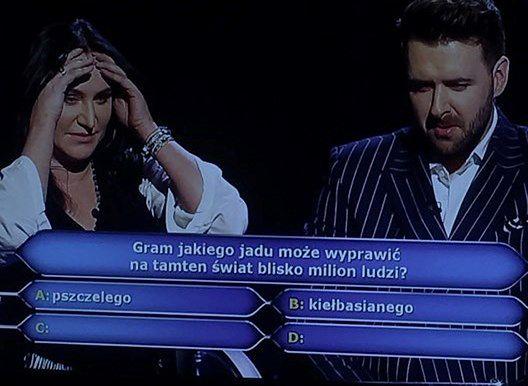"""Kayah i Grzegorz Hyży zagrali w """"Milionerach"""""""