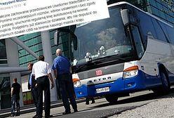 """Niemieckie autobusy zatrzymane w polskim kurorcie. """"Jesteśmy otwarci na współpracę, ale nie na dyktat"""""""