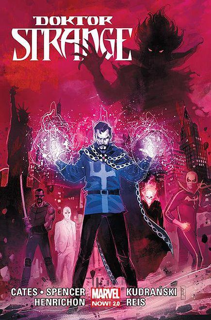Doktor Strange tom 4, Egmont, 2021