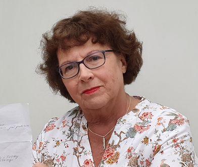 Nie znała polskiego i odłożyła list. Teraz żałuje i prosi o pomoc