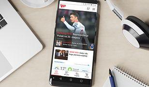 Mobilna strona Wirtualnej Polski. Zapraszamy do odwiedzania!