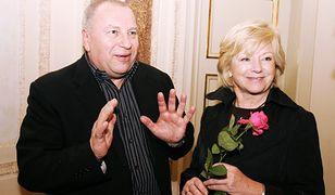 Barbara i Jerzy Stuhr są małżeństwem od 47 lat