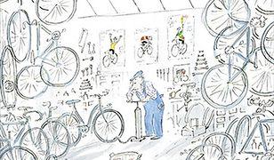 Sekret sprzedawcy rowerów