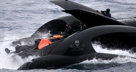 Statek wielorybniczy staranował ekologów!