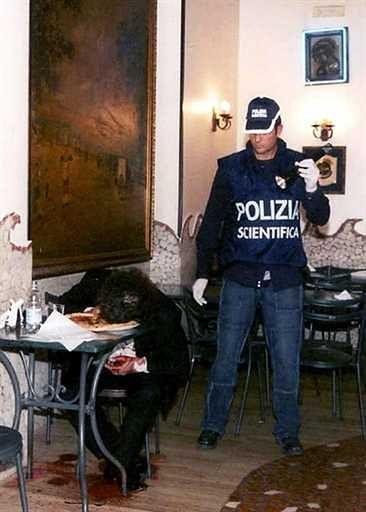Potęga włoskiej mafii