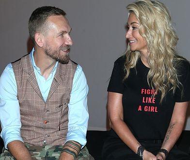 Przemysław Kossakowski i Martyna Wojciechowska tworzą szczęśliwą parę