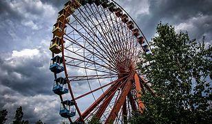 Spreepark - opuszczony park rozrywki w Berlinie