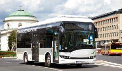 """Polski Solaris Urbino electric zdobywa tytuł """"Bus of the Year 2017"""""""