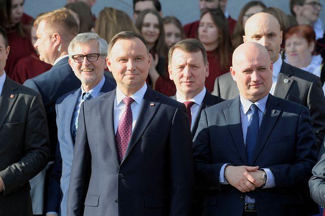 Andrzej Duda gościł we wtorek w Kole