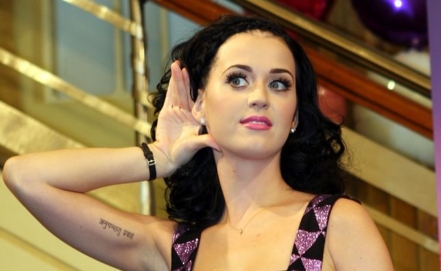 Katy Perry jest w ciąży?