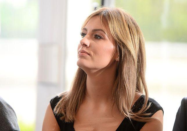 Agnieszka Hyży zwykle unika skandali.